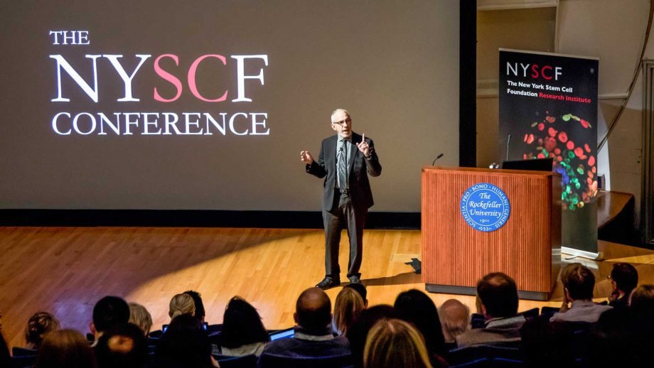 Greg Simon at 2016 NYSCF Conference