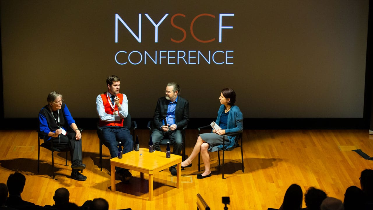 The NYSCF Conference - New York Stem Cell Foundation